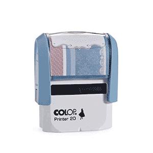 Colop Vintage Dusk Blue P20