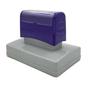 Double Foam Flash Stamp DF6