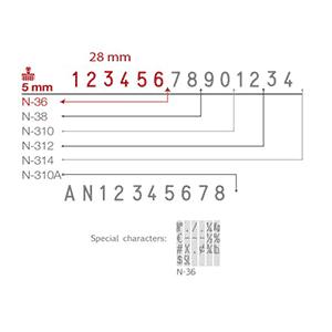 Shiny N36-1