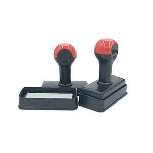 Shiny Duo Hand Stamp M2050