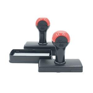 Shiny Duo Hand Stamp M2060