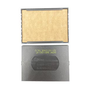 Shiny Replacement Ink Pad S829-7