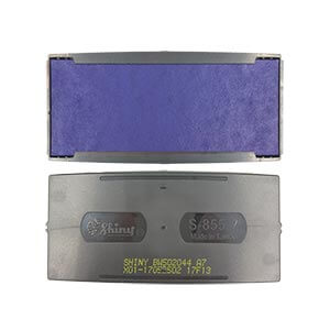 Shiny Replacement Ink Pad S855-7